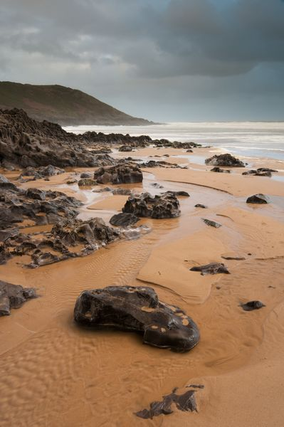 Caswell Bay, Gower Peninsula