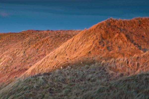 Sunset at Broughton Burrows 2