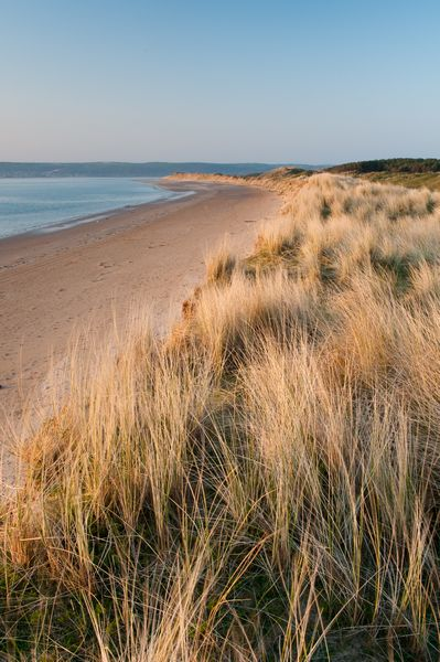 Whiteford Sands & Burrows, Gower Peninsula