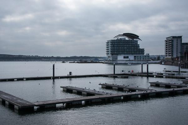 Grey Day, Cardiff Bay